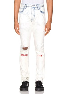 Alchemist Holt Magic City Dip Dyed Jean
