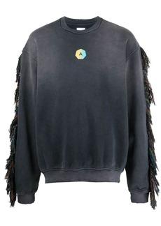 Alchemist tassel-detail sweatshirt