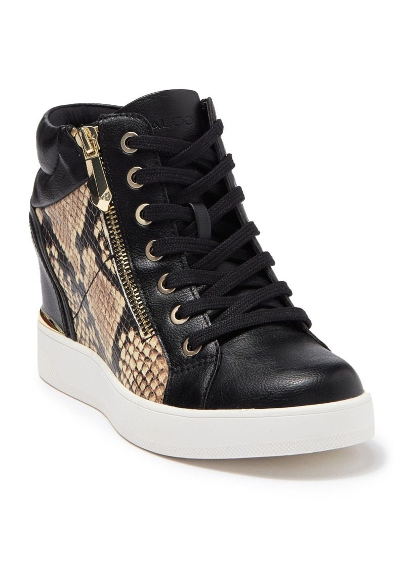 Aldo Ailanna Hidden Wedge Sneaker