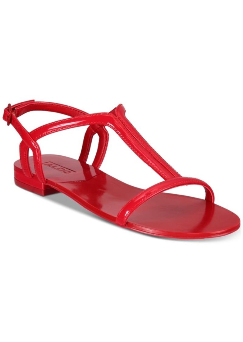 5195f6853 Aldo Aldo Audrien Flat Sandals Women s Shoes Now  21.13