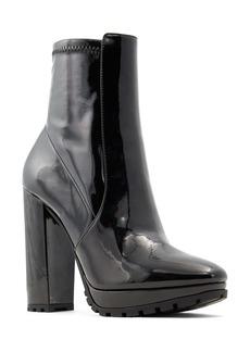 ALDO Bridda Faux Leather Bootie (Women)