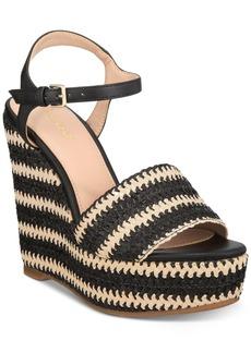 Aldo Brorka Wedge Sandals Women's Shoes