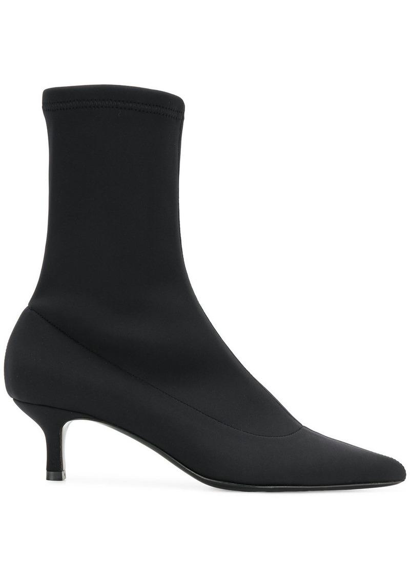kitten heel sock boots - 30% Off!