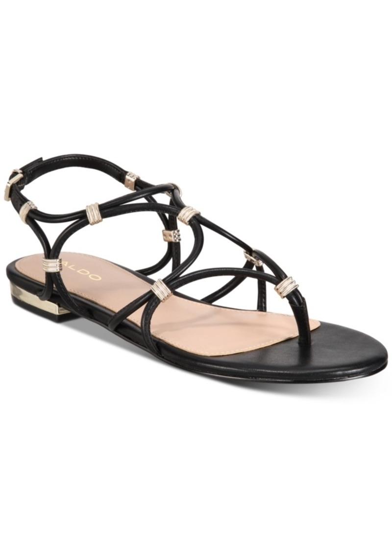 9c1a6d941 Aldo Aldo Cearka Flat Sandals Women s Shoes