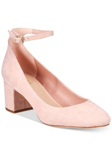 Aldo Clarisse Block-Heel Pumps Women's Shoes