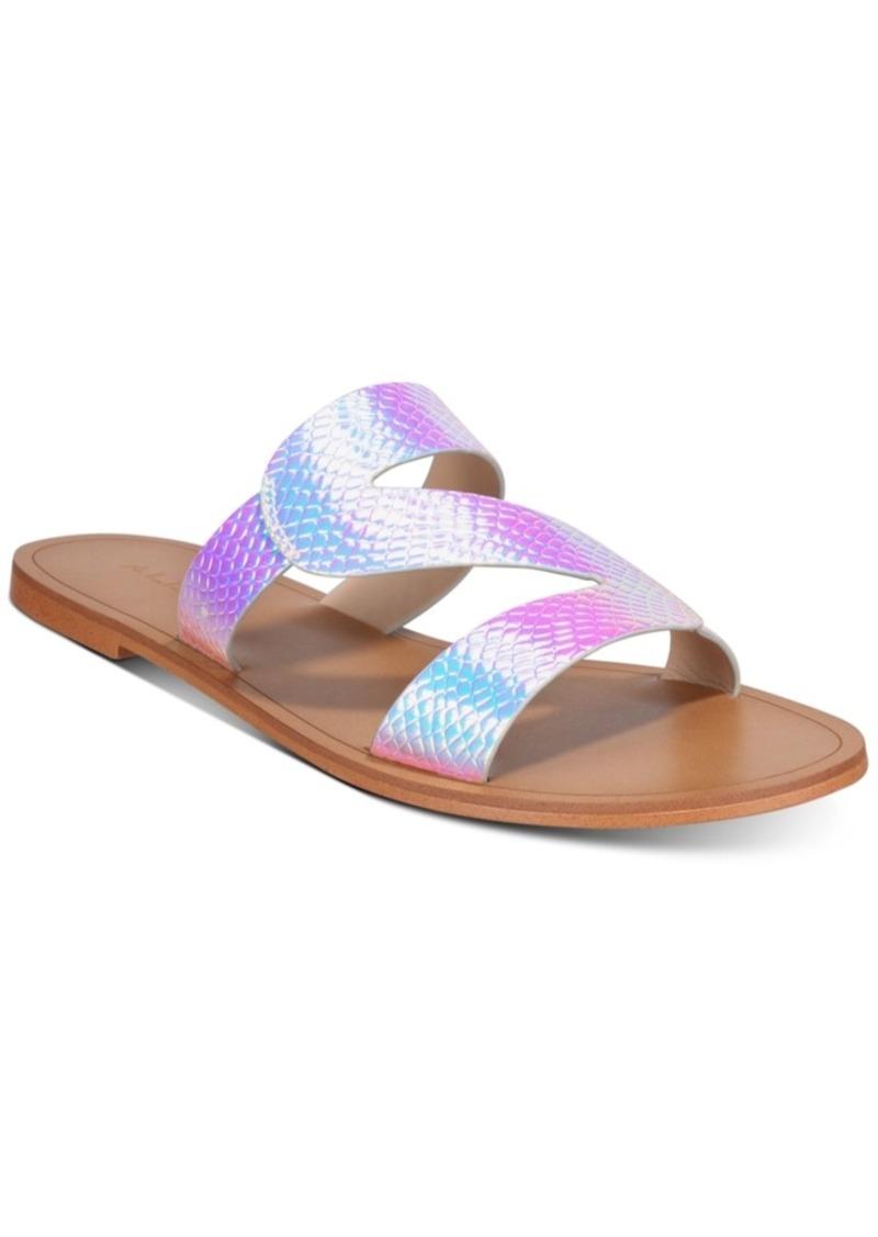 Aldo Falemma Flat Sandals Women's Shoes