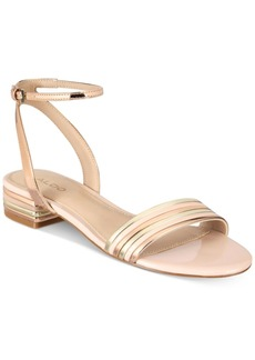 Aldo Izzie Metallic Sandals Women's Shoes