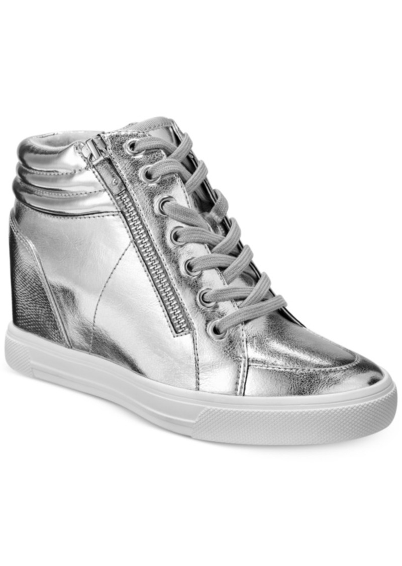 0e82b251d060 Aldo Aldo Kaia Lace-Up Wedge Sneakers Women s Shoes