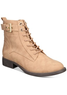 Aldo Lothiendra Combat Booties Women's Shoes