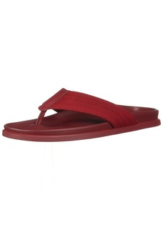 Aldo Men's CRAYLLE Flip-Flop red 8 D US
