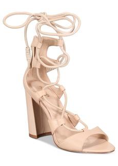 dc7f5cda54 Aldo Aldo Women's Maximoa Platform Block-Heel Sandals Women's Shoes ...