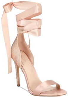 Aldo Mirilian Tie-Up Dress Sandals Women's Shoes