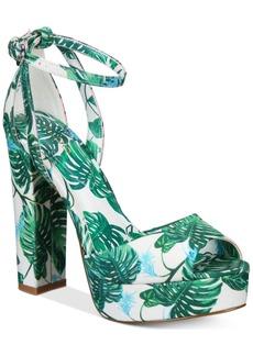 Aldo Olivarra Platform Dress Sandals Women's Shoes