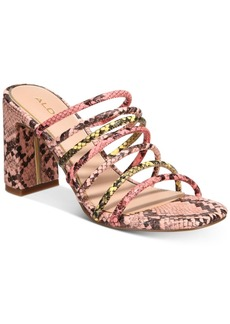 Aldo Trelidda Strappy Sandals Women's Shoes