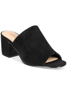 Aldo Women's Alaska Block-Heel Slides Women's Shoes