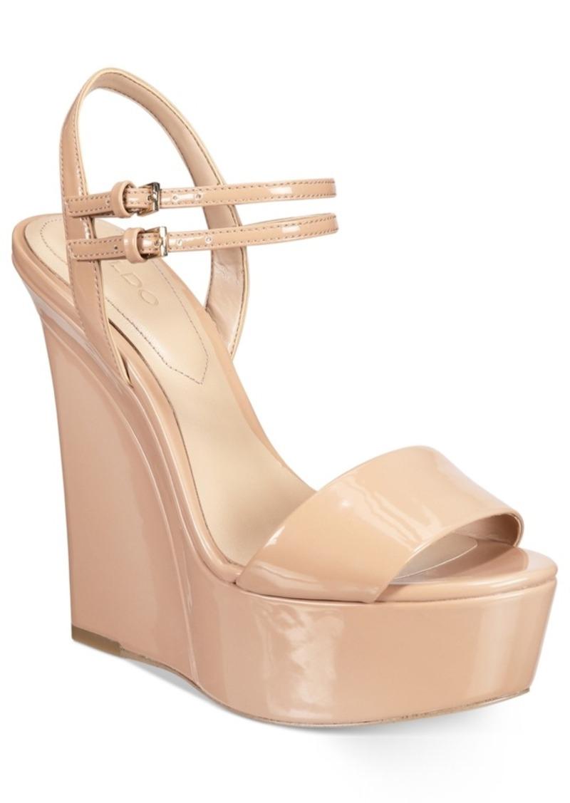 042310835d4 Aldo Aldo Women s Aliane Platform Wedge Sandals
