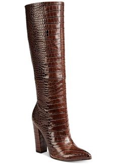Aldo Women's Ibila Tall Leather Boots Women's Shoes