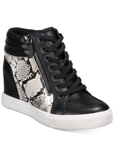 Aldo Women's Kaia Wedge Sneakers Women's Shoes