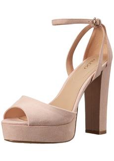 ALDO Women's Olivarra Platform Sandal   B US