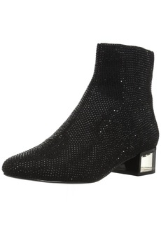 ALDO Women's Sparkle Ankle Bootie   B US