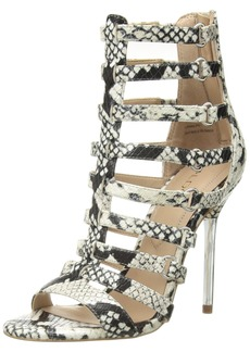6b30777608c Aldo Women s Unaclya Heeled Sandal 7.5 ...