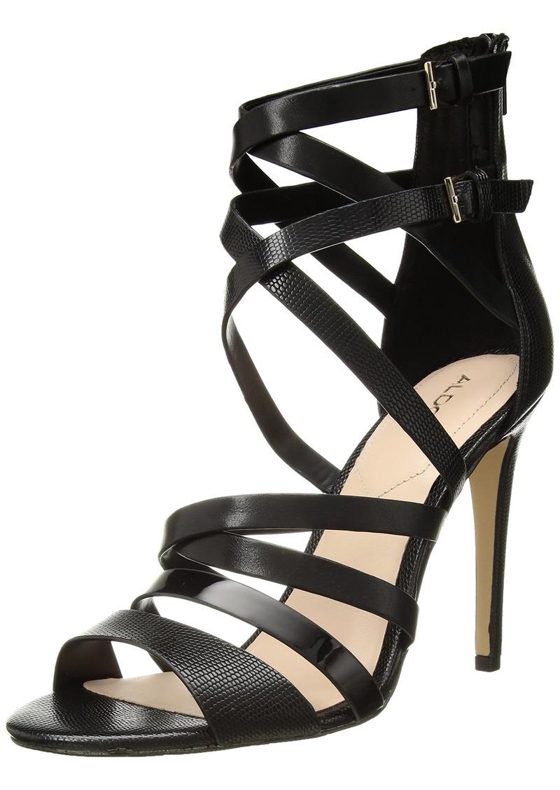 ALDO Women's VALECIA Heeled Sandal   B US