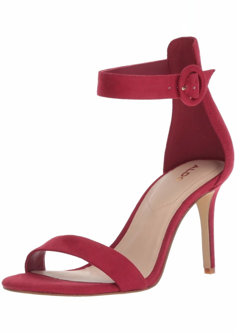 ALDO Women's YENALIA Sandal red - B US