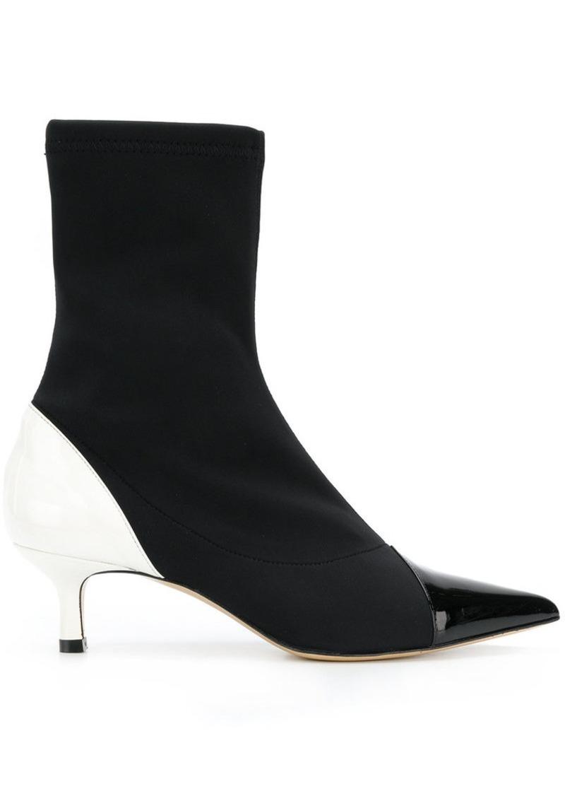 e959504a9cf Aldo colour block sock boots