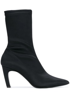 35575d5e105 Aldo Aldo Sailors Satin Stretch Over-The-Knee Dress Boots Women s ...