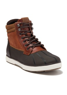 Aldo Jalyan Water Resistant Leather Boot