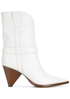 Aldo pointed ankle boots