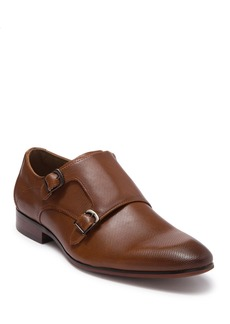 Aldo Taven Textured Double Monk Loafer