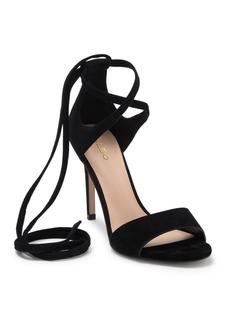 Aldo Umendamma Wrap-Around Ankle Tie Sandal