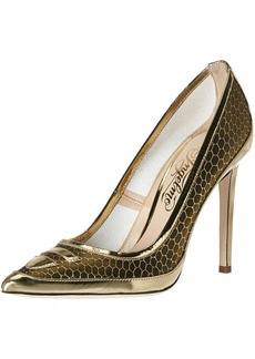 Alejandro Ingelmo Women's 4031.2 Dress Pump Platino+ Oro 37 EU/ M US