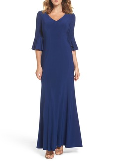 Alex Evenings Fit & Flare Gown