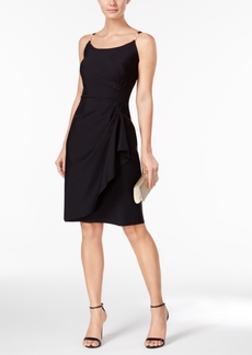 Alex Evenings Scuba Sheath Dress
