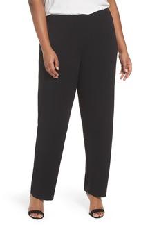 Alex Evenings Slim Leg Pants (Plus Size)