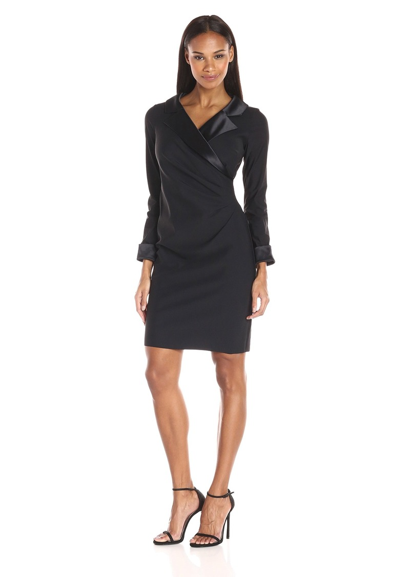 Alex Evenings Women's Short Tuxedo Dress