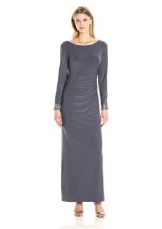 Alex Evenings Women's Sparkle Dress