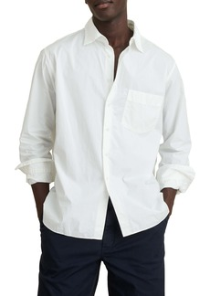 Alex Mill Easy Cotton Button-Up Shirt