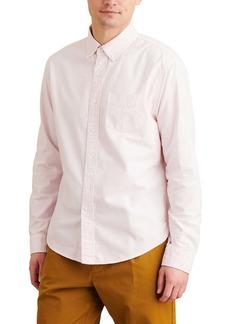 Alex Mill Overdyed Oxford Button-Down Shirt