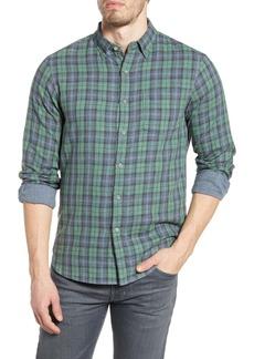 Alex Mill Plaid Button-Down Shirt