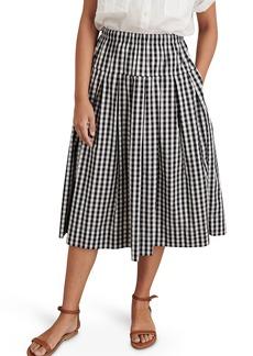 Women's Alex Mill Gingham Skirt
