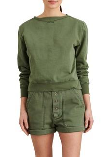 Women's Alex Mill Lakeside Boatneck Sweatshirt