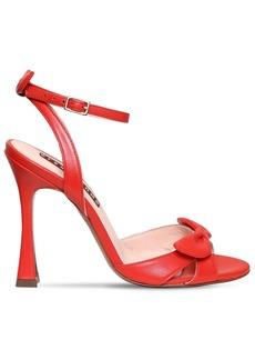 Alexa Chung 110mm Studio Heel Leather Sandals