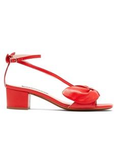 Alexa Chung Alexachung Cha-Cha leather sandals