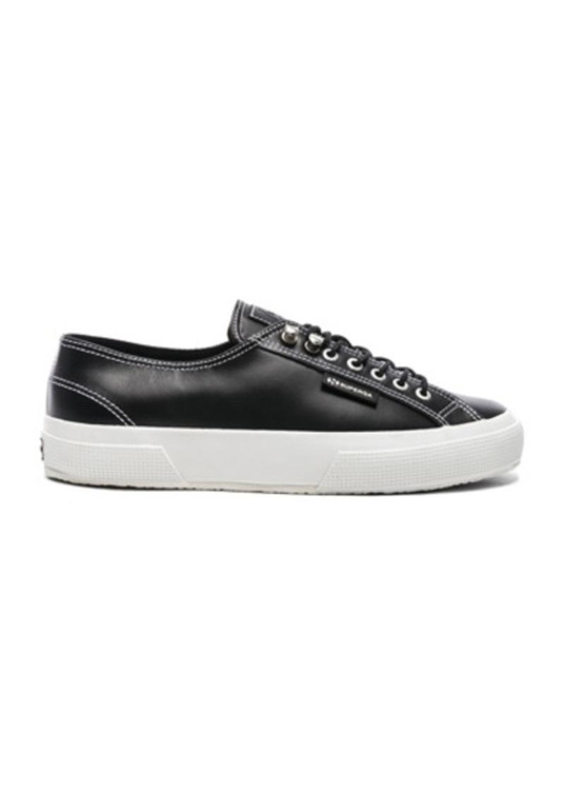 ALEXACHUNG x Superga Low Top Leather Sneaker