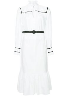 Alexa Chung belted dress