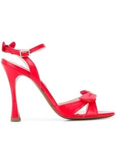 Alexa Chung heeled sandals