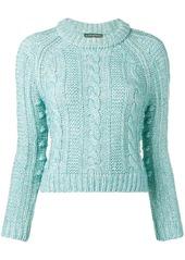 Alexa Chung knitted sweater